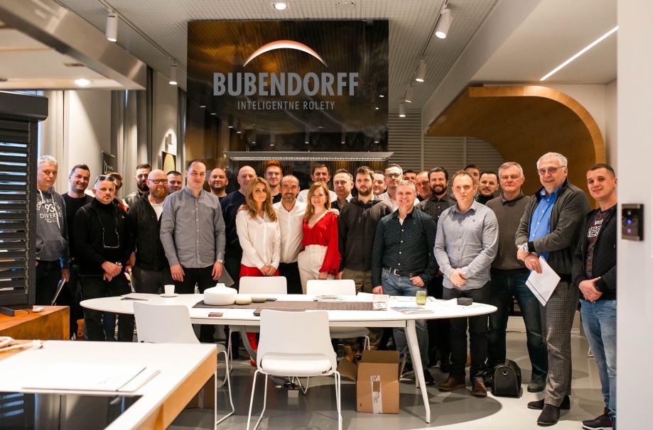 Bubendorff - unikalne rolety zewnętrzne z funkcją żaluzji, rolety solarne, rolety do ogrodów zimowych.