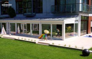 rolety do ogrodu zimowego, rolety dachowe, rolety do ogrodów zimowych, markiza dachowa, system veranda, Bubendorff