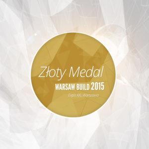 box aktualności zloty medal