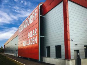 rolety solarne, inteligentne rolety Bubendorff, rolety zewnętrzne, rolety z funkcją żaluzji, Bubendorff