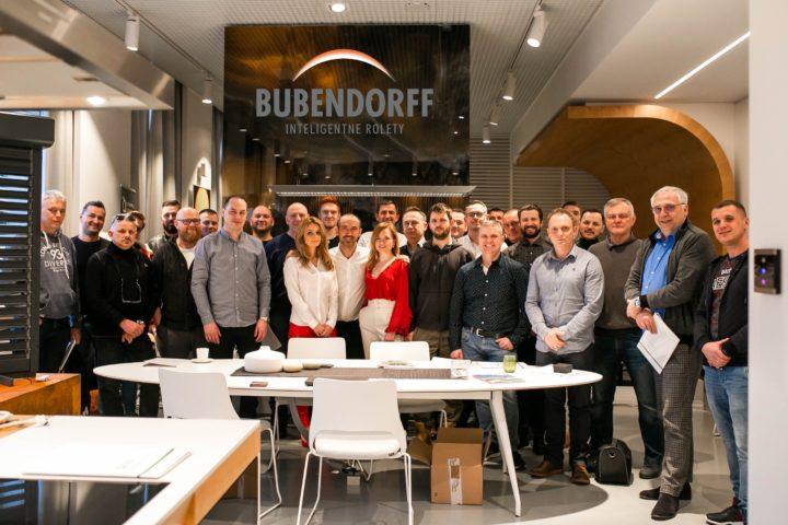 dystrybutorzy Bubendorff, rolety Bubendorff, rolety solarne, rolety z funkcją żaluzji